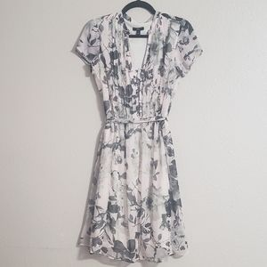 Casual Floral Dress